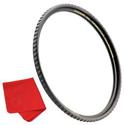 Breakthrough Photography 77mm X4 UV Traction Filter #X4-UV-7